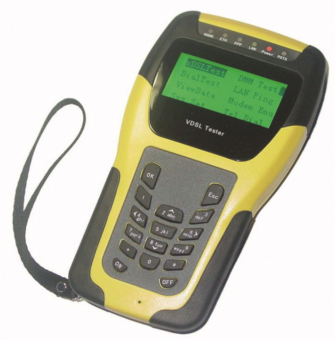 ST332B G.FAST Tester. XDSL Testing, 30a, 35b tester
