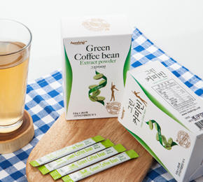 For diet Green Coffee Bean Extract