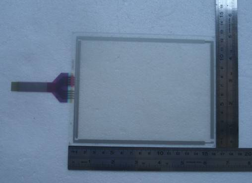 8Wire 5.7'' 6.4'' 10.4'' 12.1'' 15.1'' Resistive touch panel ,Glass screen membrane