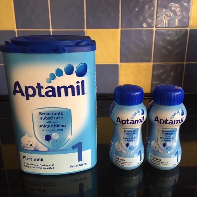 Aptamil Baby Milk Powder, Nutrilon Baby Milk Powder,