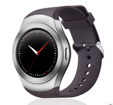 1.2inchs screen smart watch with MTK2502 chipset with 380mAh battery and 128MB+64MB memory