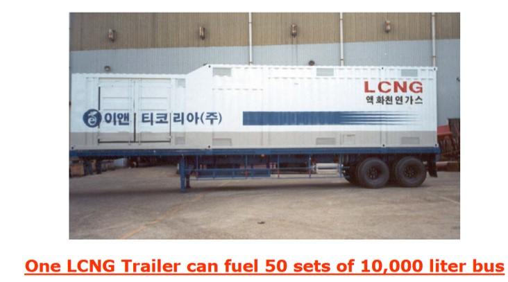 LCNG TANK Trailer
