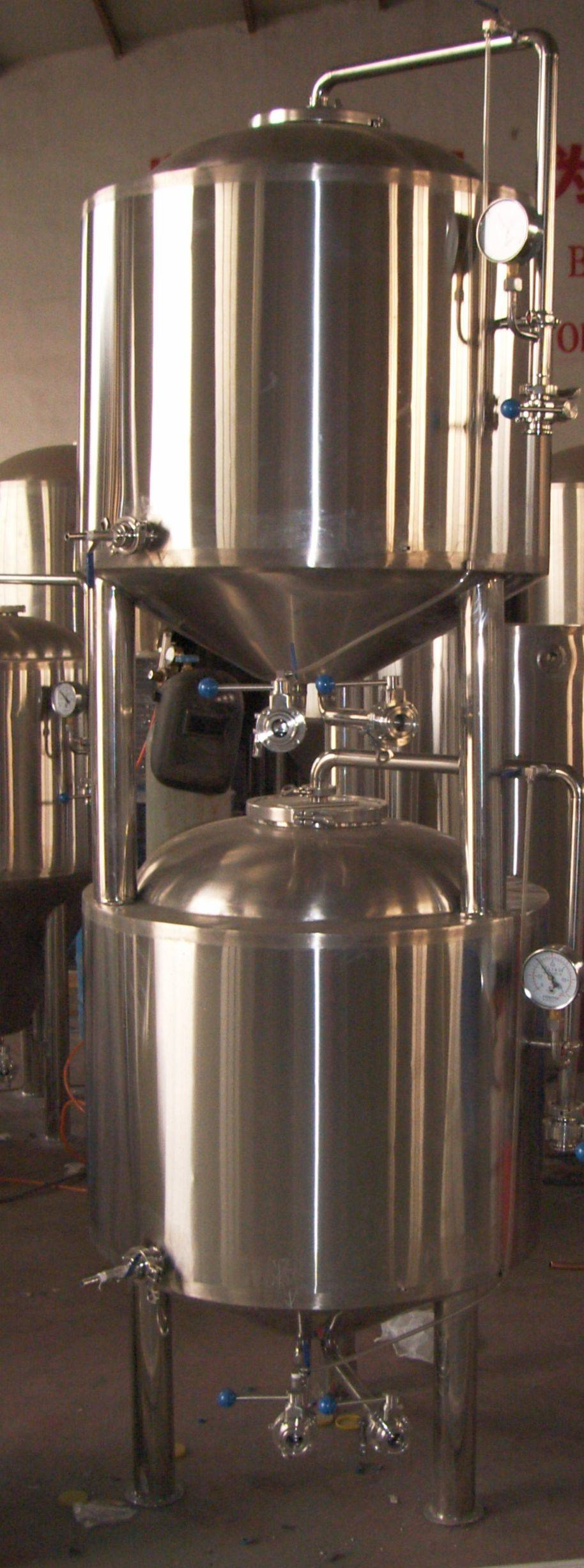Bar and brewpubs used beer production equipment