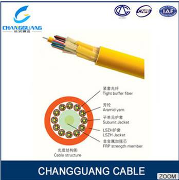 Gjpfjv Optical Fiber Cable China Professional Manufacturer Supply Multi Purpose Distribution Tight B