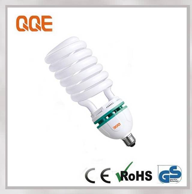 Half spiral 85W Energy save lamp CFL