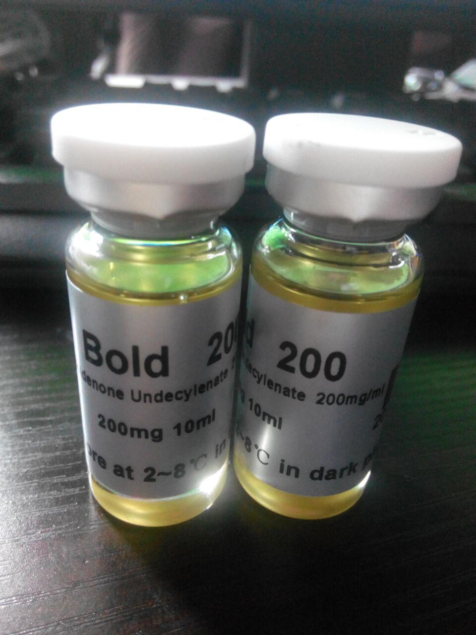 Boldenone Undecylenate injection,Bold 200