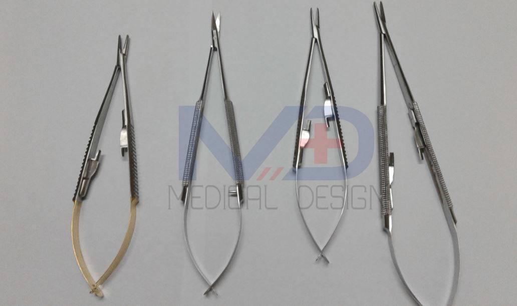 Micro Surgery Scissors