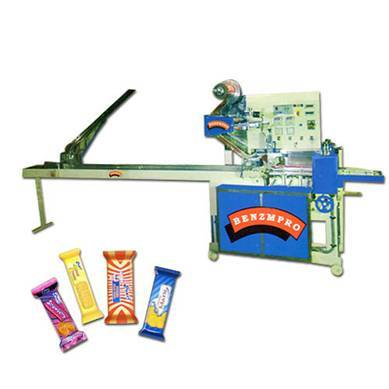 Flow Wrap Machine for Biscuit
