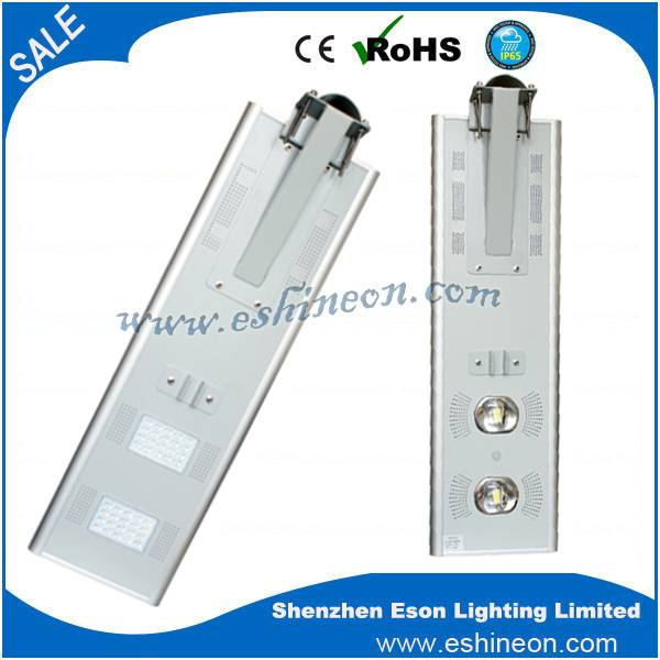 Integrated Solar Led Street Lamp-ES-240