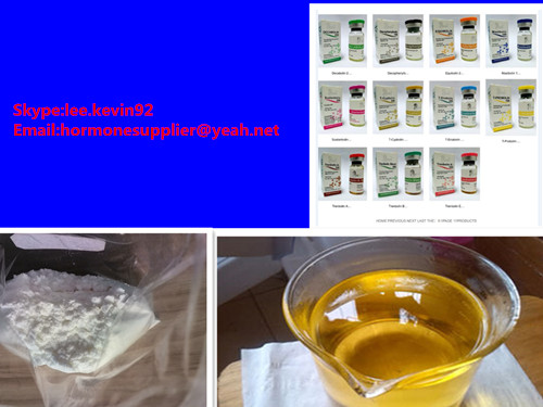 Injectable Provi-100/ Mesterolone 100mg/Ml Anabolic Steroids Liquid For Bodybuilding Muscle Gain