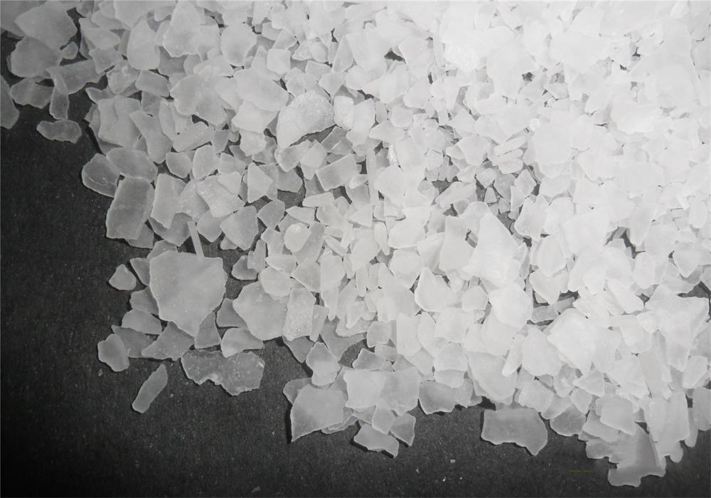 Magnesium Chloride CAS No. 7791-18-6 purity 47% white Flake