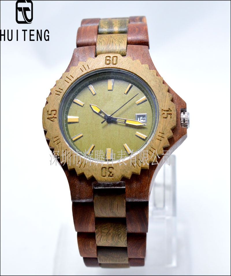 New Arrival OEM Wooden Watch for Ladies, Maple Wooden Watch, Bamboo Watch