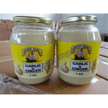 Chinese Garlic and Ginger Paste