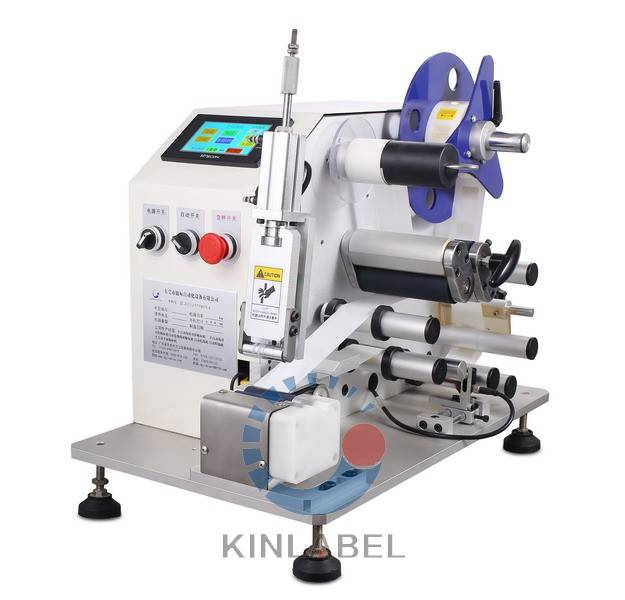 JB-5-60  Automatic Winding Labeling Machine