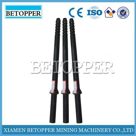 construction equipments shank rod tool