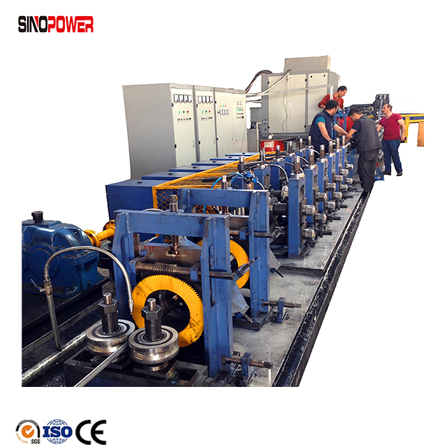 Tube Mill & Pipe Mill For Sale - ERW Roll Forming Machine