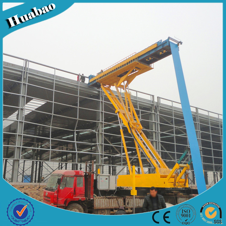 8T 12m high quality customized size hydraulic lifting platform for tile with competitive price