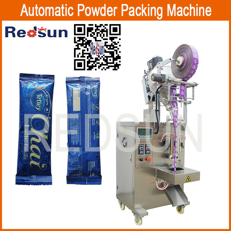 Automatic Economic Food Powder Coffee Powder Bag Packing Packaging Machine