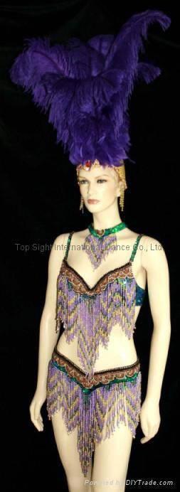 caribbean carnival costume