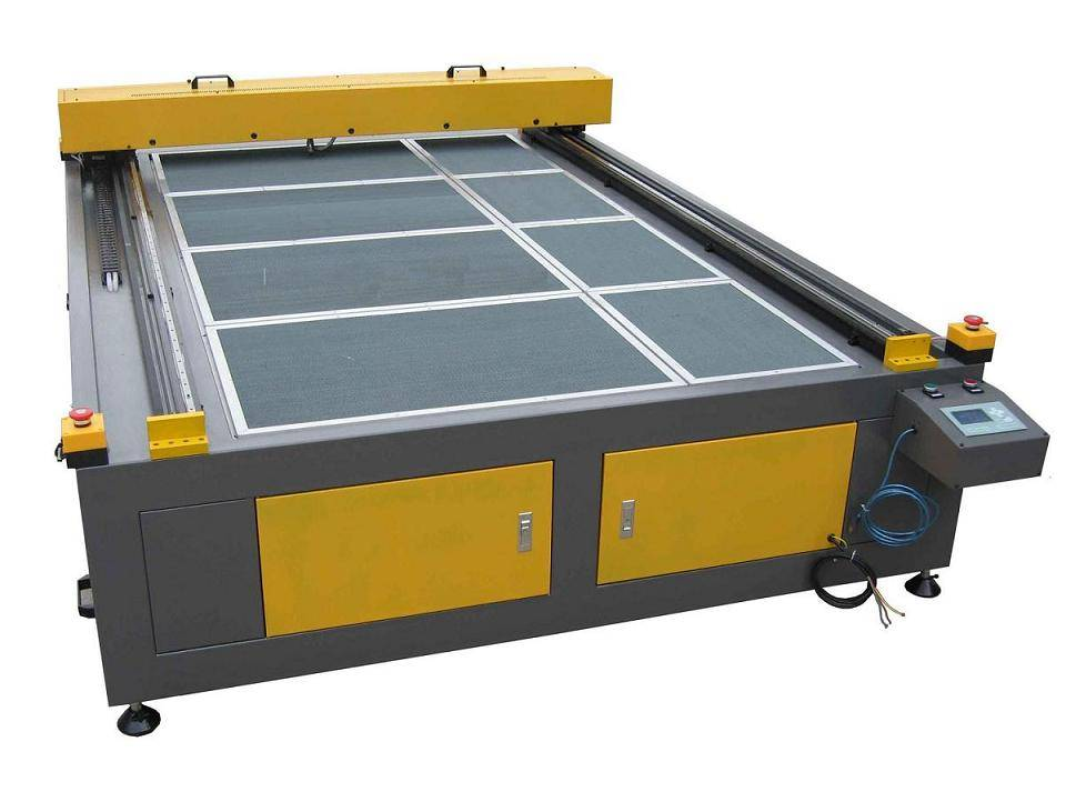 large scale laser cutter