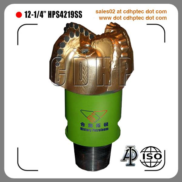 "12 1/4"" pdc cutter for pdc drill bit"