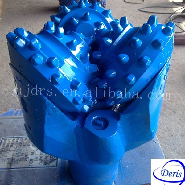 API&ISO 444.mm tricone bit for water and oil well