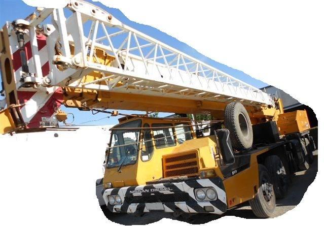 Used Tadano mobile crane,30ton