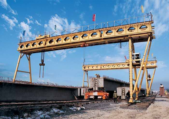 high quality gantry crane 60t