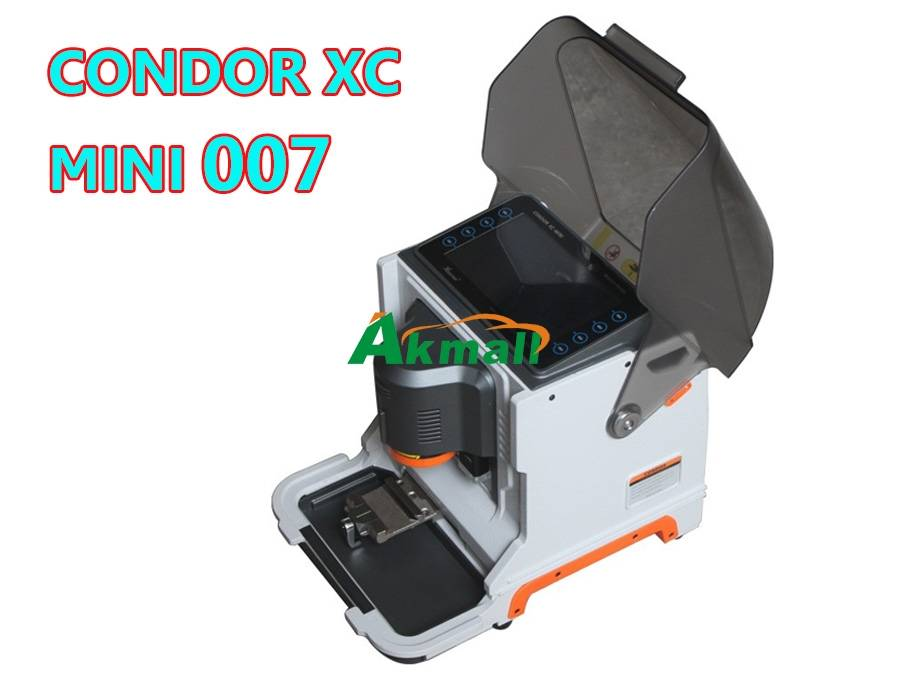 Auto Key Cutting Machine CONDOR XC-MINI 007