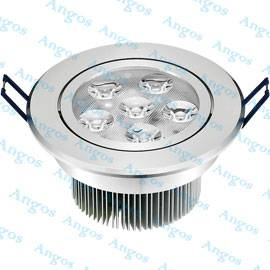 LED downlight directly factory price aluminum 3W-9W CE UL 3 year warranty ship from Angos factory wa