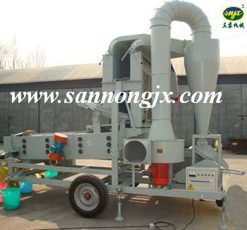 Seeds Cleaning and Grading Machine