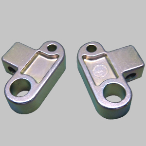 Metal Parts with Colored Zinc-plating
