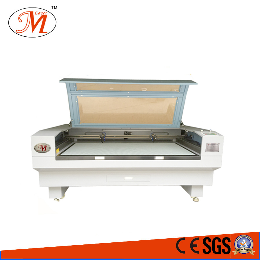 CNC Metal Laser Cutter with Custom Design (JM-1610T)