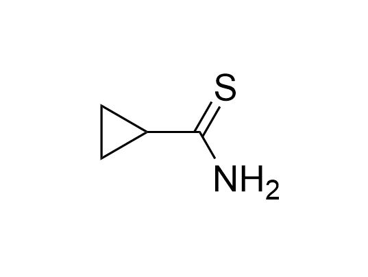 Cyclopropanecarbothioamide (CAS NO.:20295-34-5)