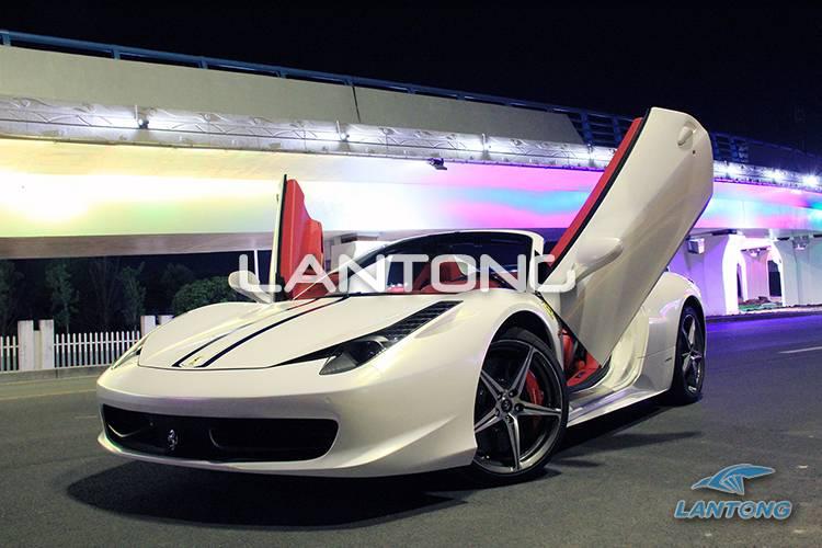 Lambo Door Kit For Ferrari 458
