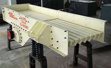 GZD-1300×4200 Vibrating Feeder