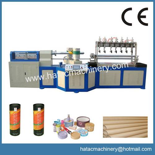 Multi-blade Paper Core Making Machine
