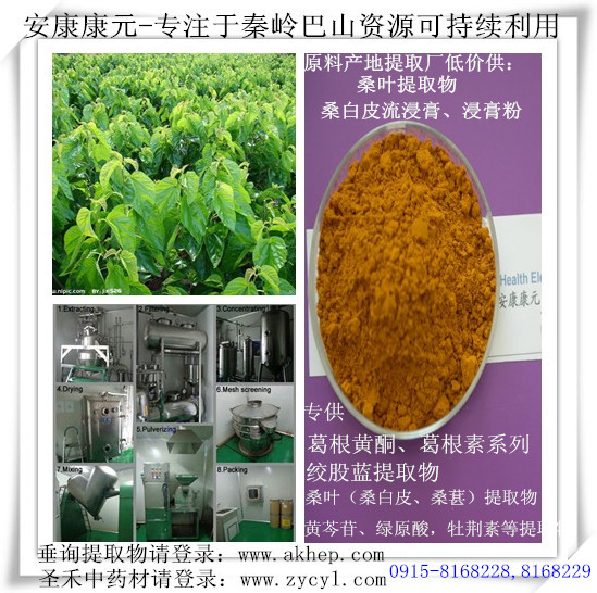 Mulberry leaf extract(1-DNJ)