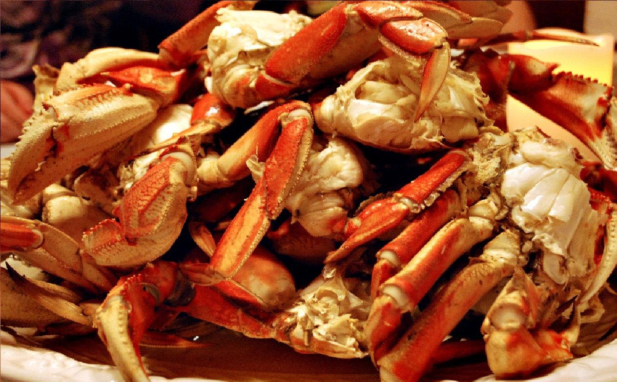 Crab Shell Flakes