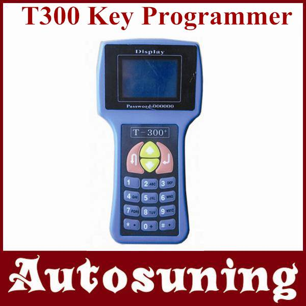 Lowest Price T300(T-code) 9.9 Version Car key Programmer Pro Code Reader with Free Update via Email