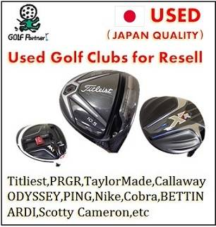 Wholesale Used Golf Clubs (Japanese &USA)