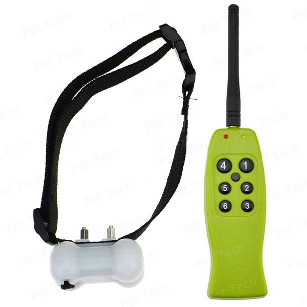 Remote Dog Training Collar for 2 Dogs (P-319)