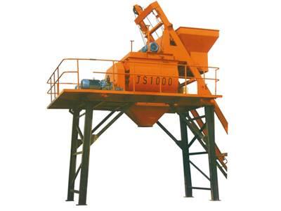 JS1500 forced concrete mixer