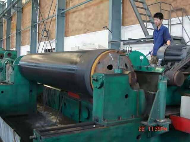 Carrier roll for papermaking machinery