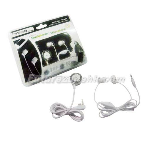 Skype Earphone with Microphone for PSP 2000