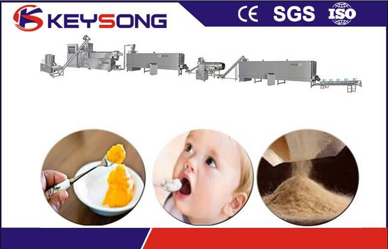 Nutrition Powder/Baby Rice Powder Processing Machine
