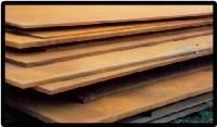 Atmospheric Corrosion Resistant Steel Plate CORTEN