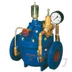 water control valve