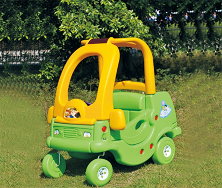 Professional Playground Equipment Outdoor Comprehensive Toy Mini Patrol Car WD-W030