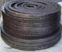 FlexibleGraphite Braided Packing,Expanded Graphite Braided Packing